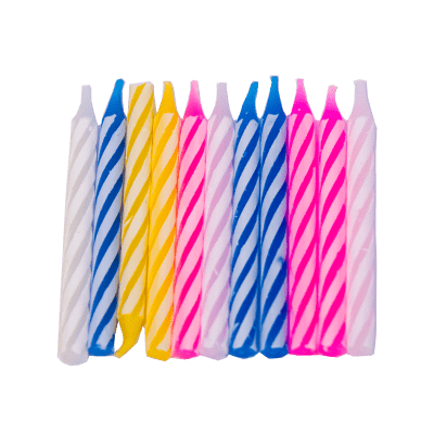 B'day Candle