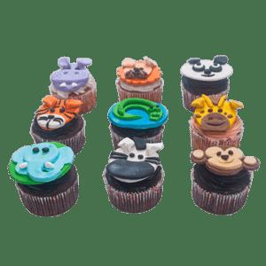 Jungle Cupcake
