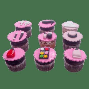 Makeup Cupcake