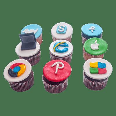 Computer Cupcake