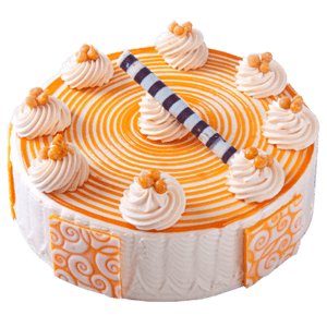 Butterscotch Cake Design-2