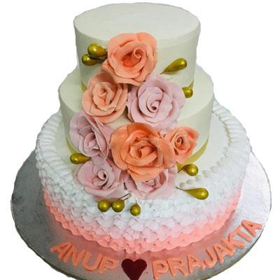 Anniversary cake 03
