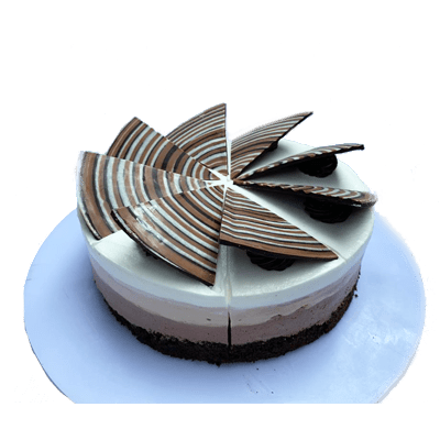 Triple Torte Cake