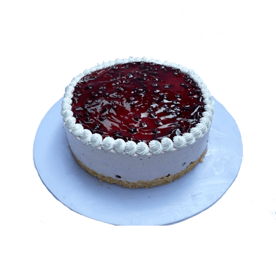 Blueberry Chilled Cheese Cake