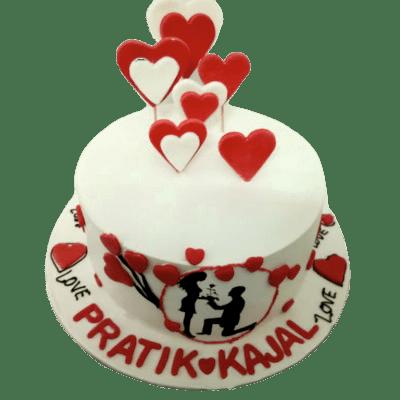 Propose Her Cake