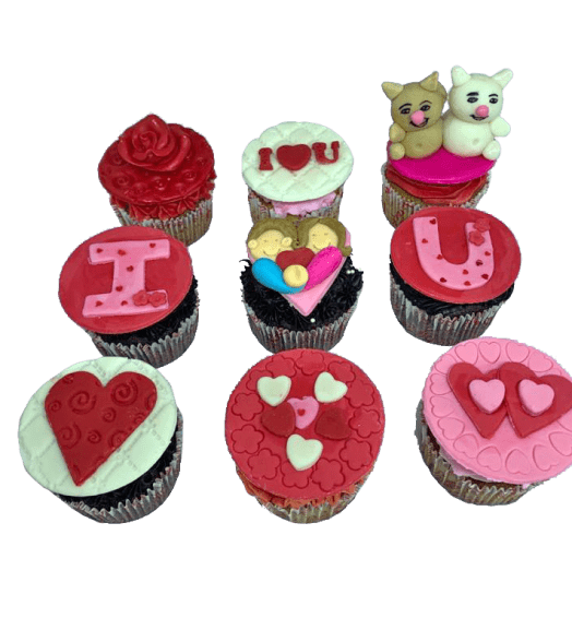 Love Cakes – Cup Cakes for Couples