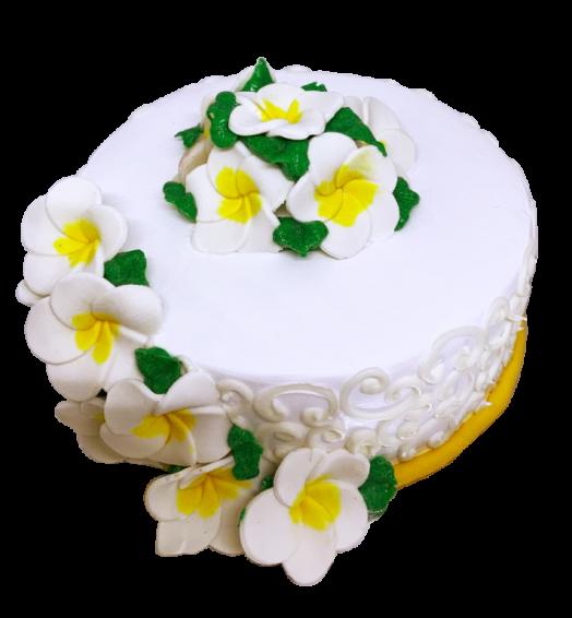 Rakhi Special Pineapple Cake