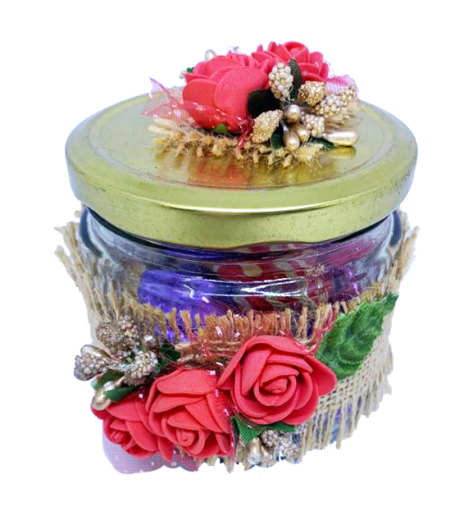 Rakhi assorted Chocolate Jar A